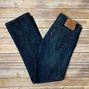 Levi's-Original 501 Straight Leg Button Fly Jeans